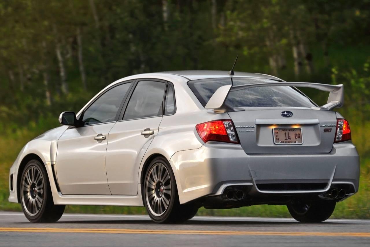 Subaru WRX STi 2014 - now Sedan #6