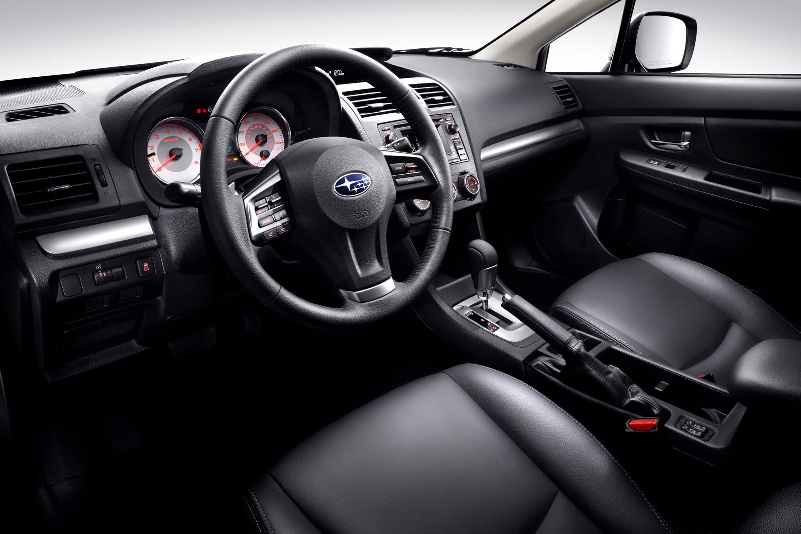 Subaru WRX STi 2014 - now Sedan #7