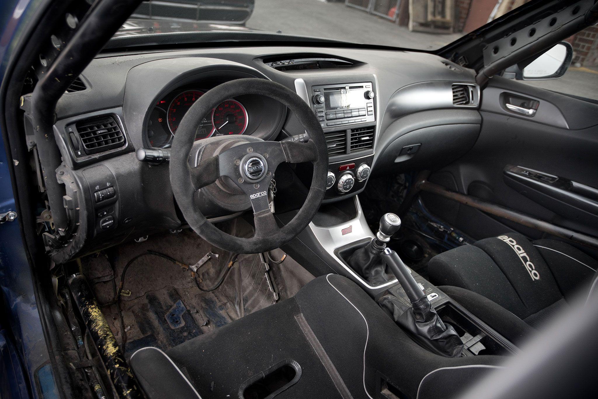 Subaru Impreza WRX STi III 2007 - 2014 Sedan #8