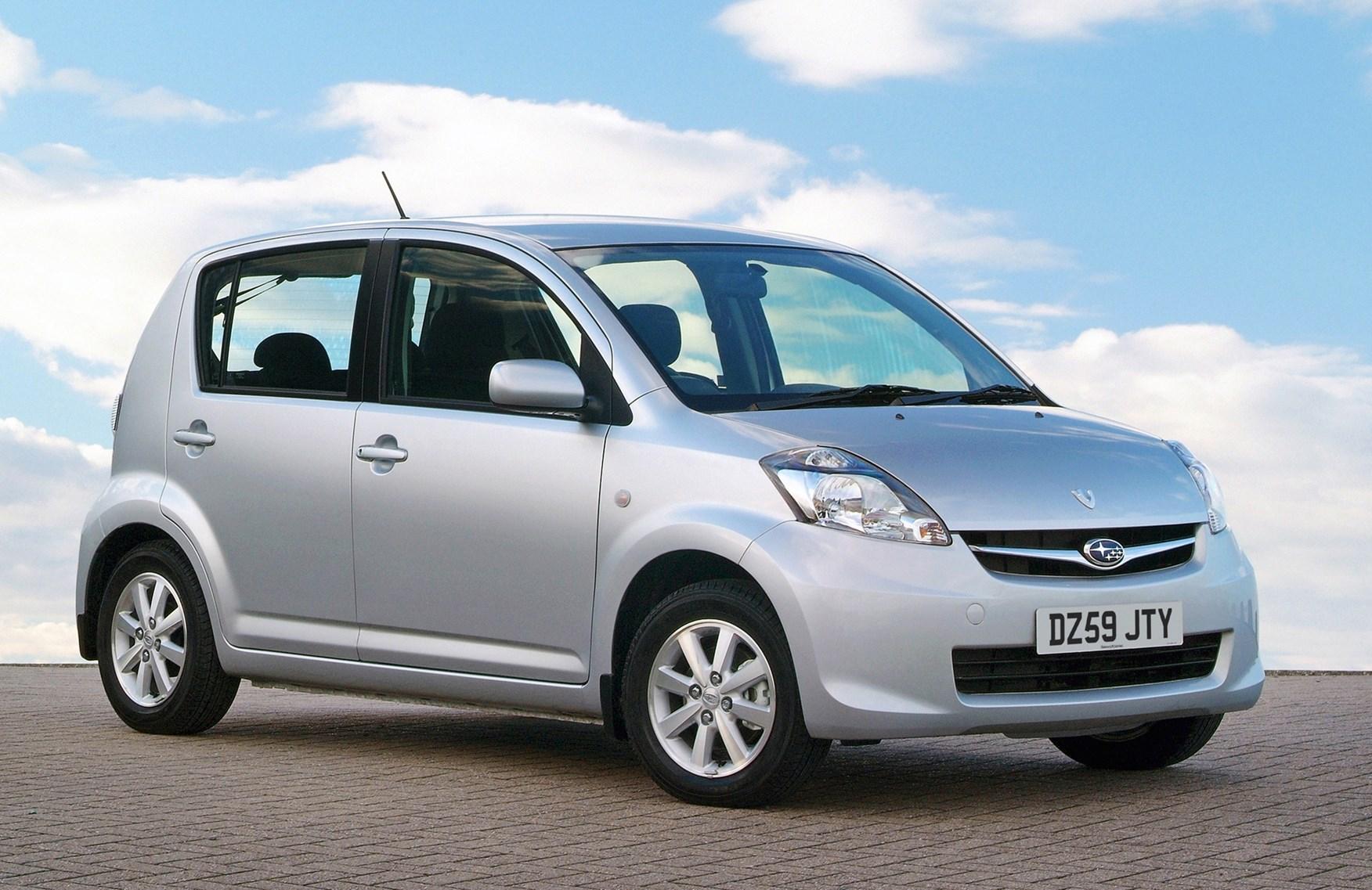 Subaru Justy IV 2007 - 2011 Hatchback 5 door #1