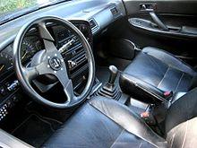 Subaru Legacy I 1989 - 1994 Sedan #8