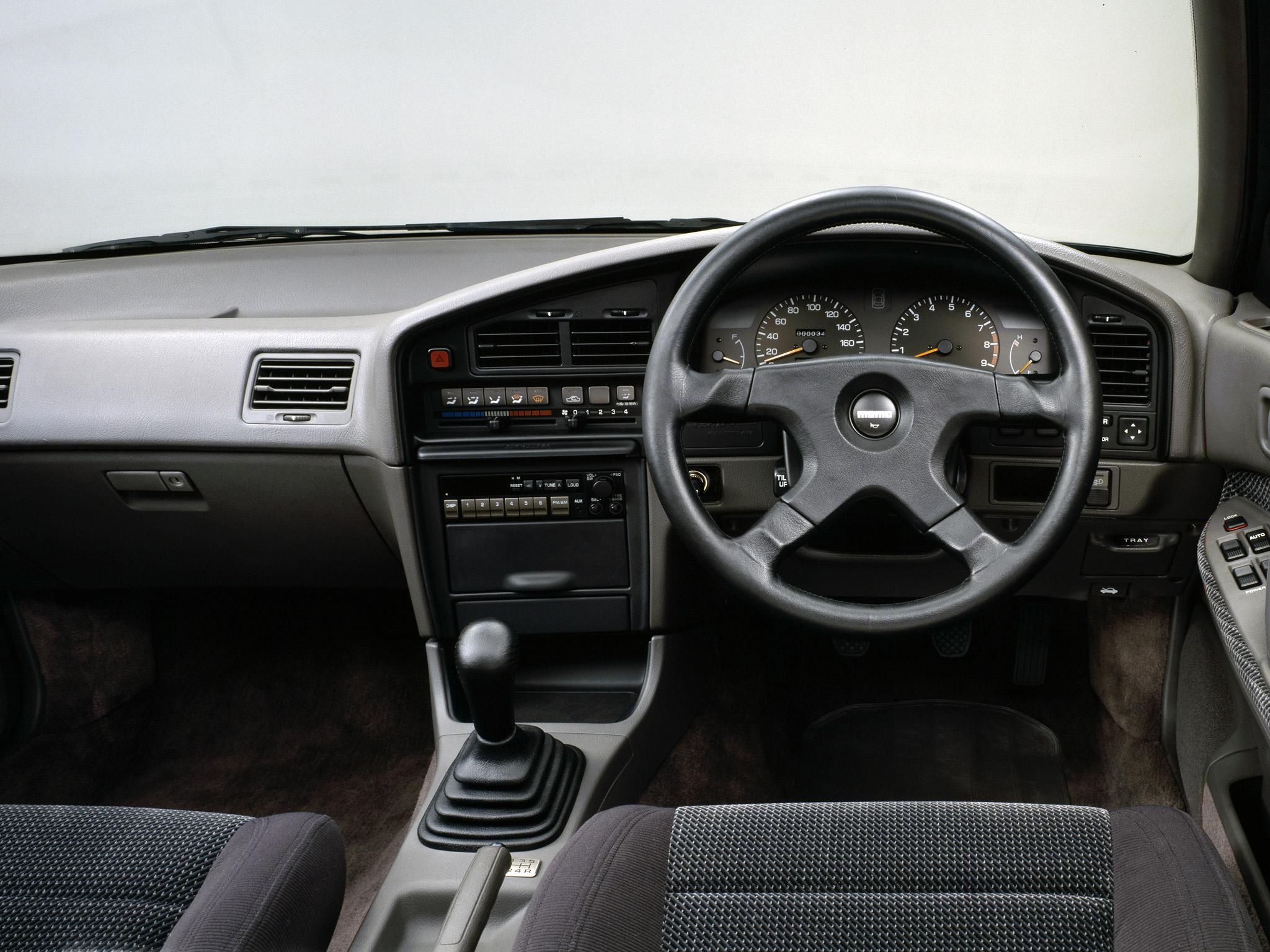 Subaru Legacy I 1989 - 1994 Sedan #2