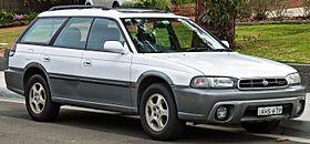 Subaru Legacy Lancaster I 1995 - 1998 Station wagon 5 door #4