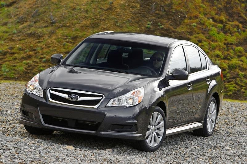 Subaru Legacy V Restyling 2012 - 2014 Station wagon 5 door #6