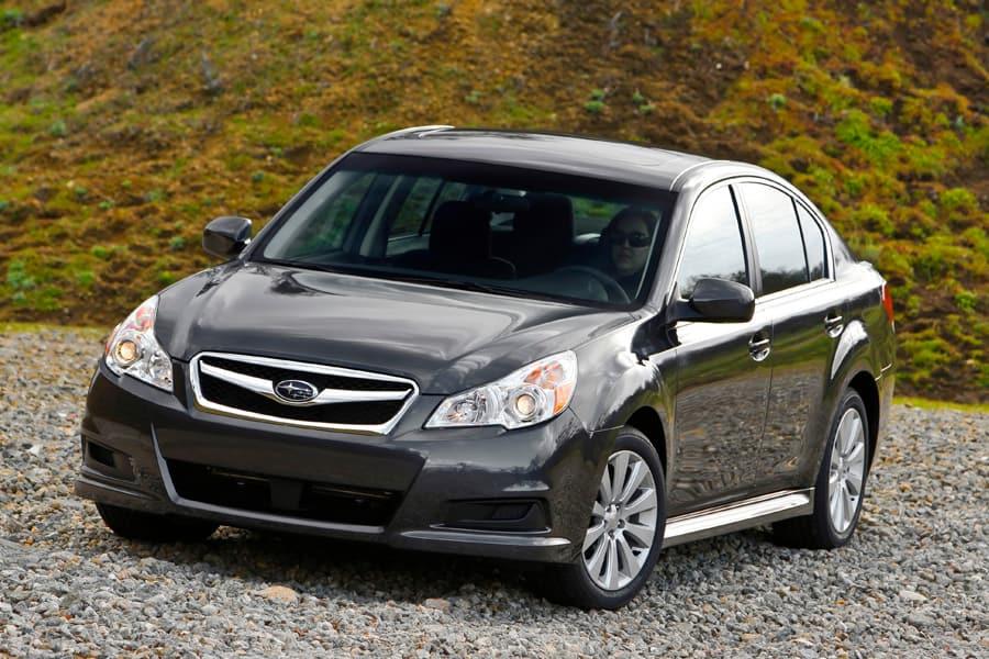 Subaru Legacy V Restyling 2012 - 2014 Station wagon 5 door #8