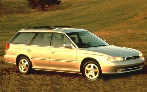 Subaru Legacy Lancaster I 1995 - 1998 Station wagon 5 door #2
