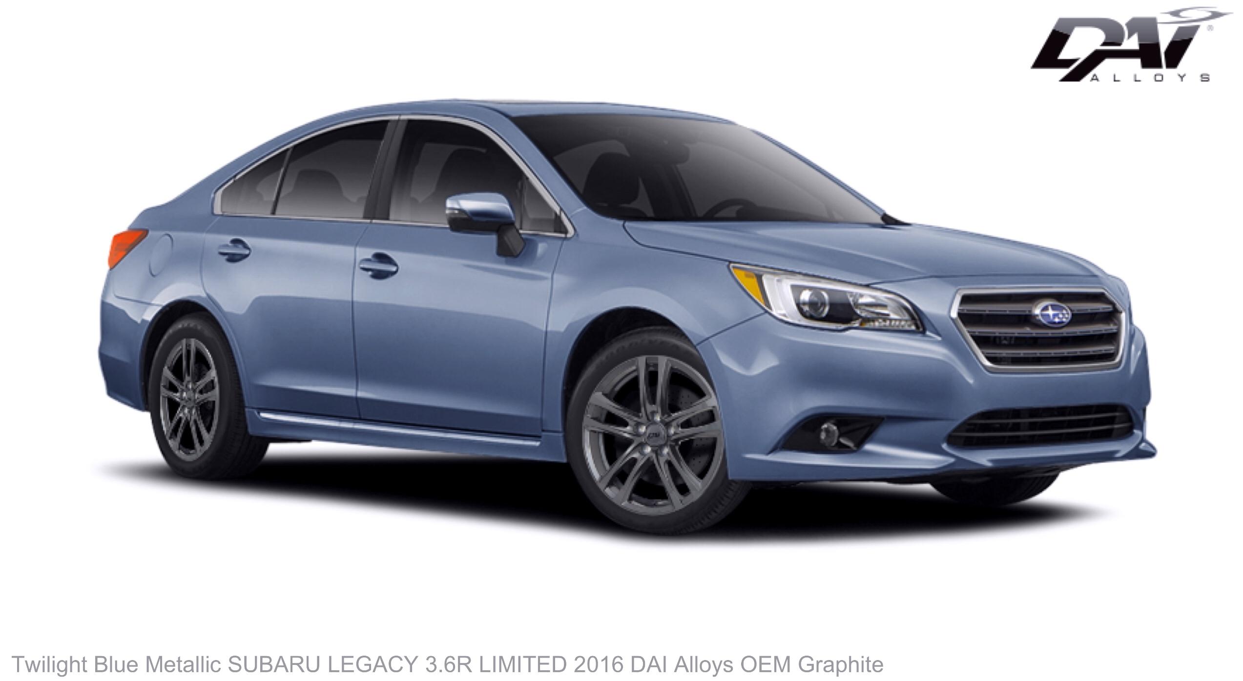 Subaru Legacy V Restyling 2012 - 2014 Station wagon 5 door #4