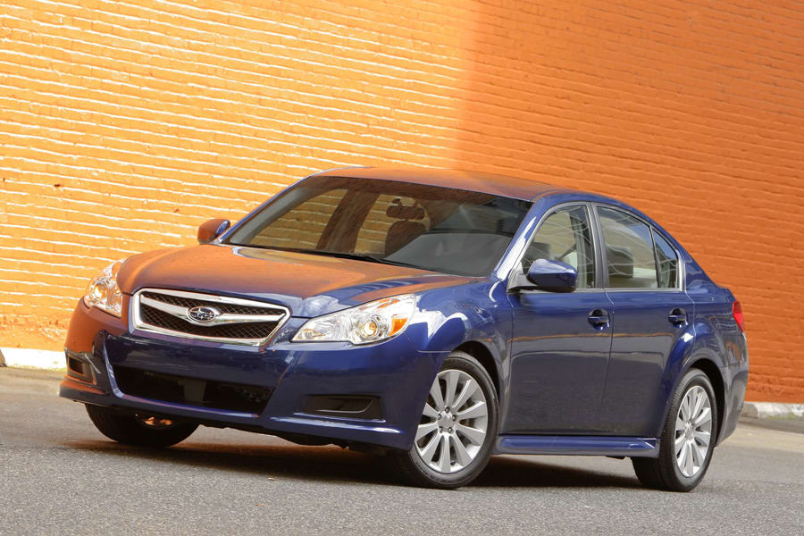 Subaru Legacy V Restyling 2012 - 2014 Station wagon 5 door #7