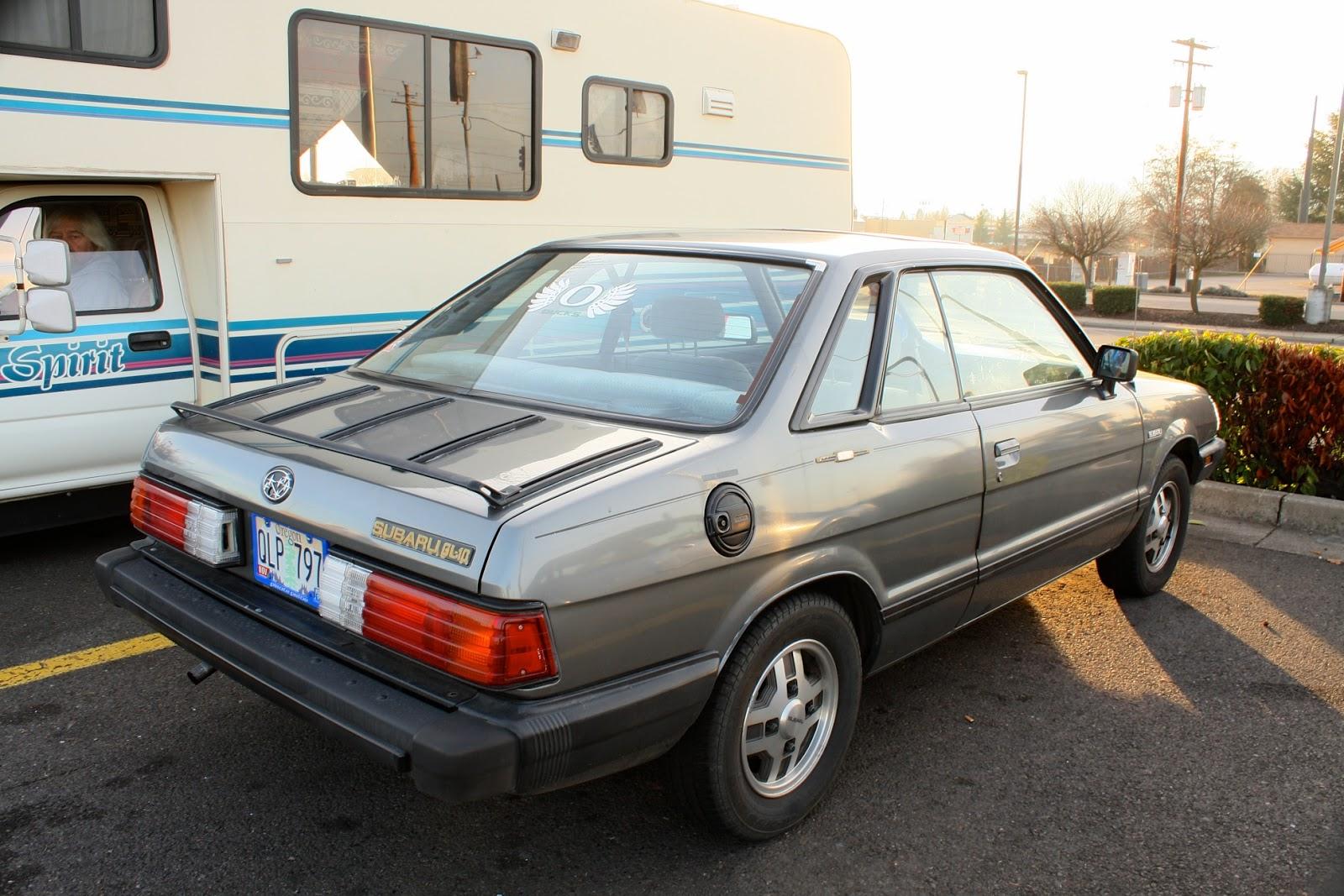 Subaru Leone II 1979 - 1984 Coupe #1