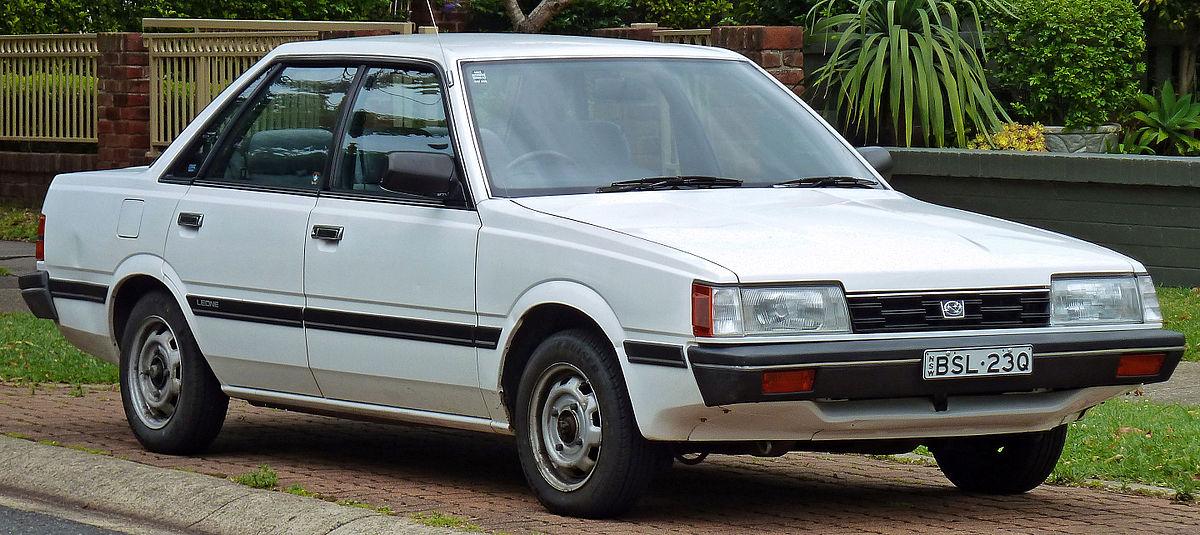Subaru Leone II 1979 - 1984 Hatchback 3 door #8