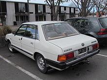 Subaru Leone III 1984 - 1994 Sedan #4