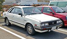 Subaru Leone II 1979 - 1984 Coupe #8