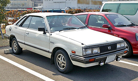 Subaru Leone II 1979 - 1984 Hatchback 3 door #3