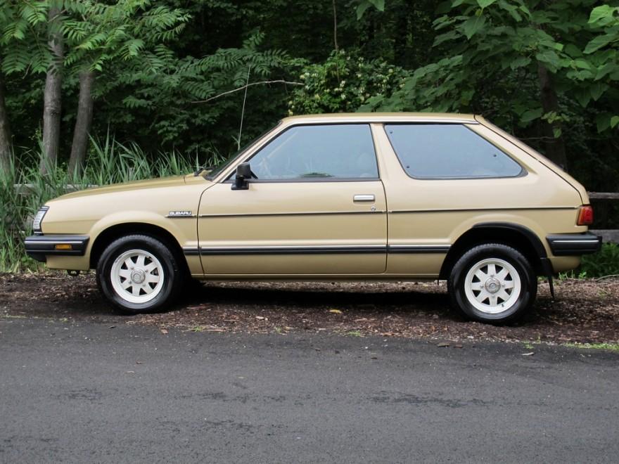 Subaru Leone II 1979 - 1984 Hatchback 3 door #1