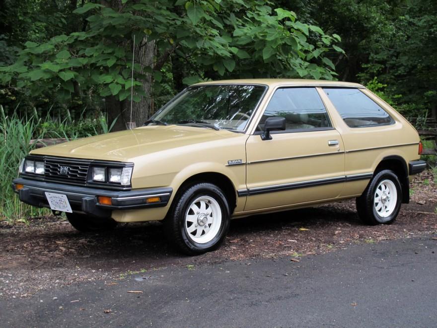Subaru Leone II 1979 - 1984 Hatchback 3 door #6