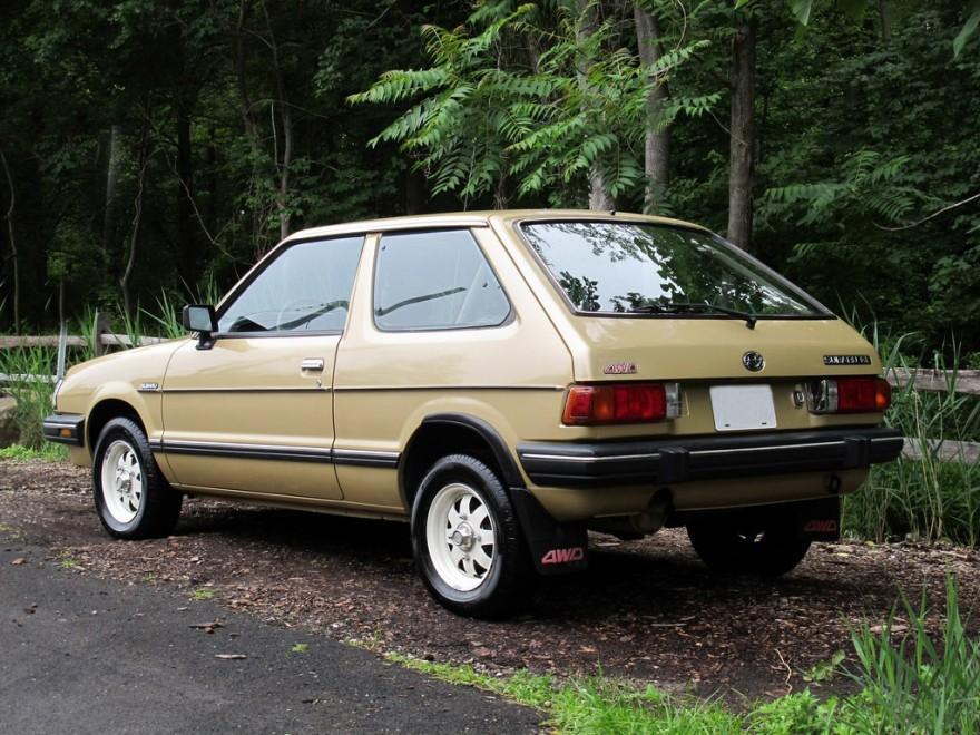 Subaru Leone II 1979 - 1984 Hatchback 3 door #5
