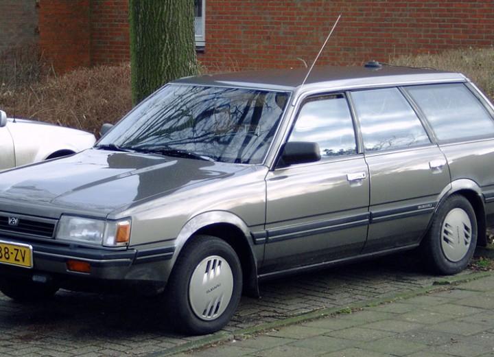 Subaru Leone III 1984 - 1994 Sedan #1