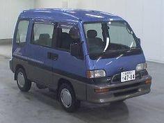 Subaru Libero 1993 - 1998 Compact MPV #6