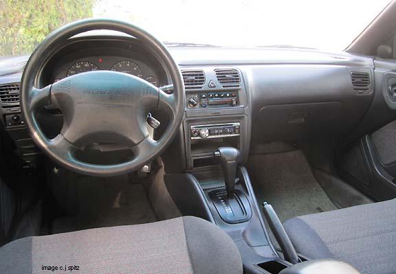 Subaru Outback I 1994 - 1999 Sedan #8