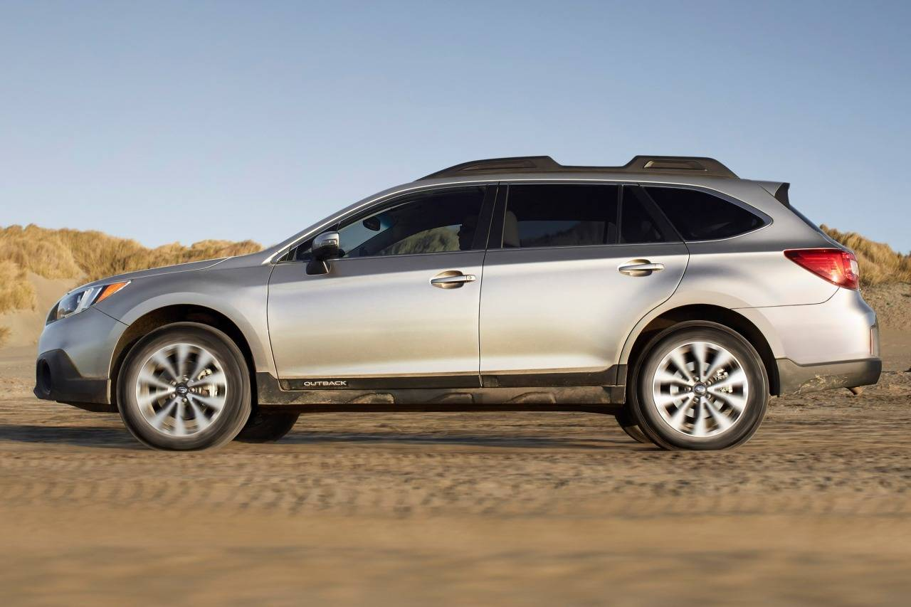 Subaru Outback V 2015 - now Station wagon 5 door #8