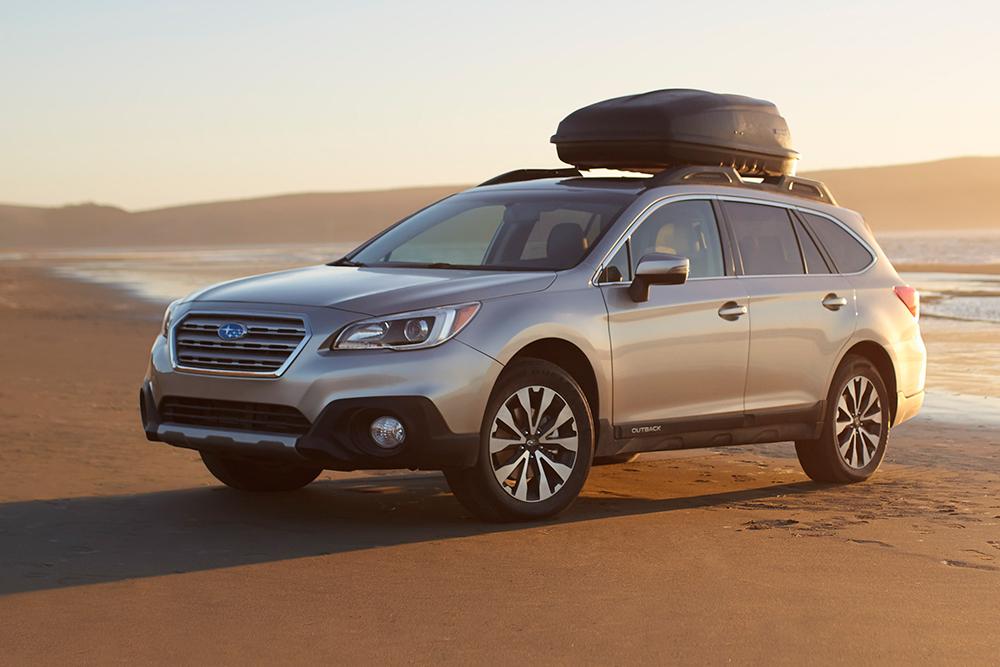 Subaru Outback V 2015 - now Station wagon 5 door #4
