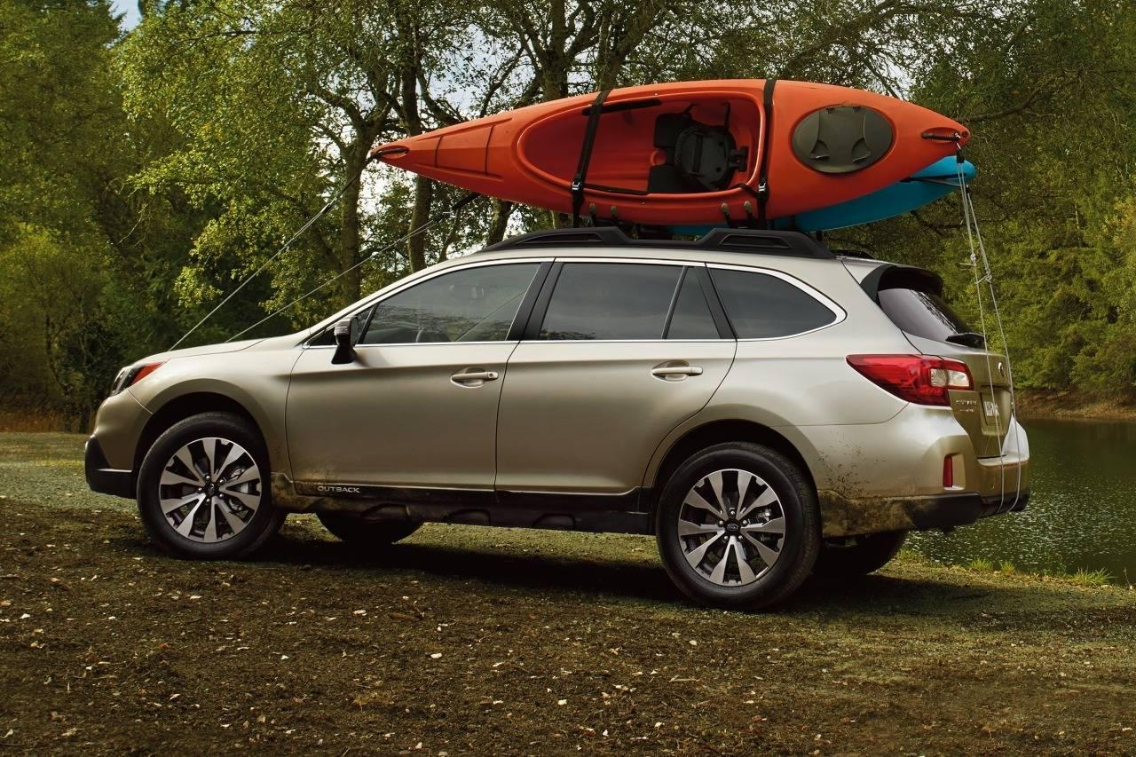 Subaru Outback V 2015 - now Station wagon 5 door #7