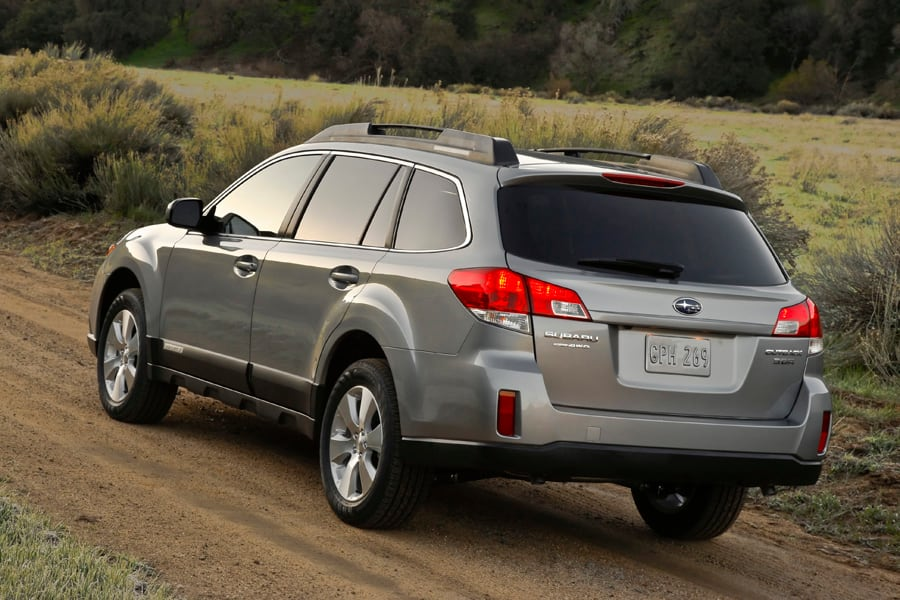 Subaru Outback IV Restyling 2012 - 2014 Station wagon 5 door #2