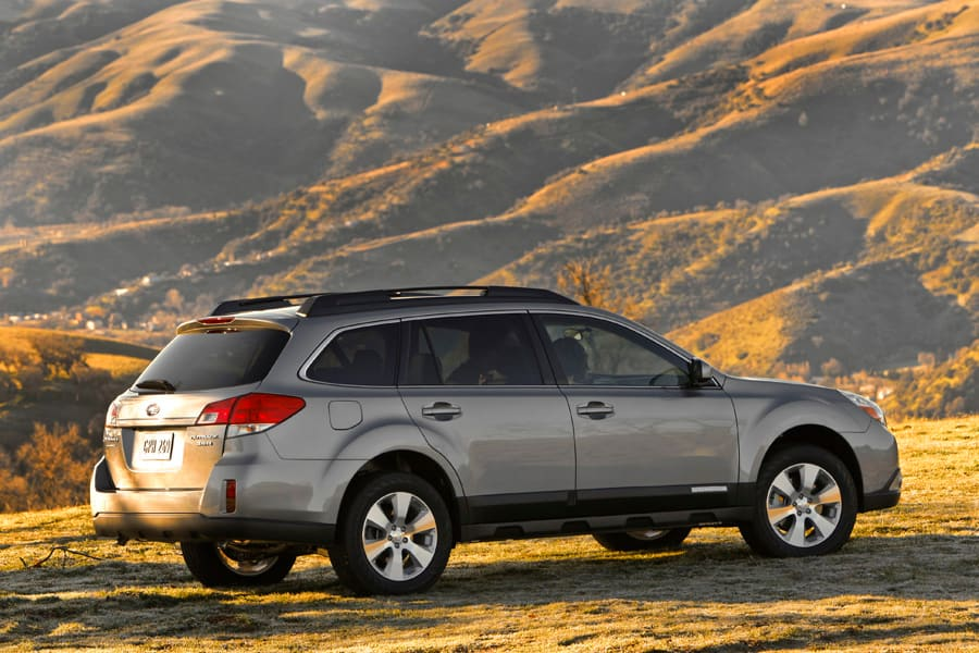 Subaru Outback IV Restyling 2012 - 2014 Station wagon 5 door #4