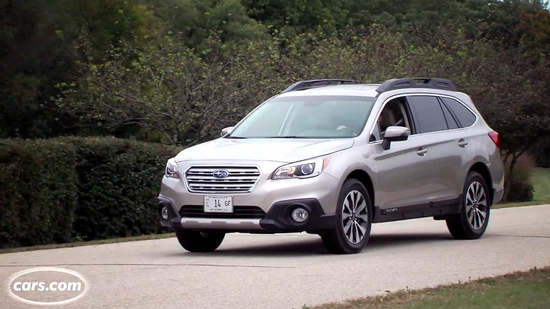 Subaru Outback IV Restyling 2012 - 2014 Station wagon 5 door #1