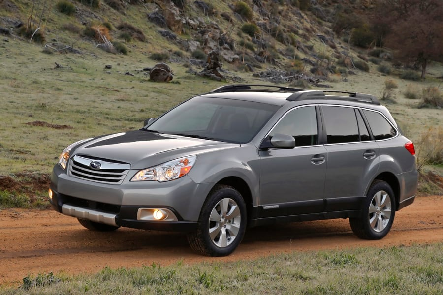 Subaru Outback IV Restyling 2012 - 2014 Station wagon 5 door #7
