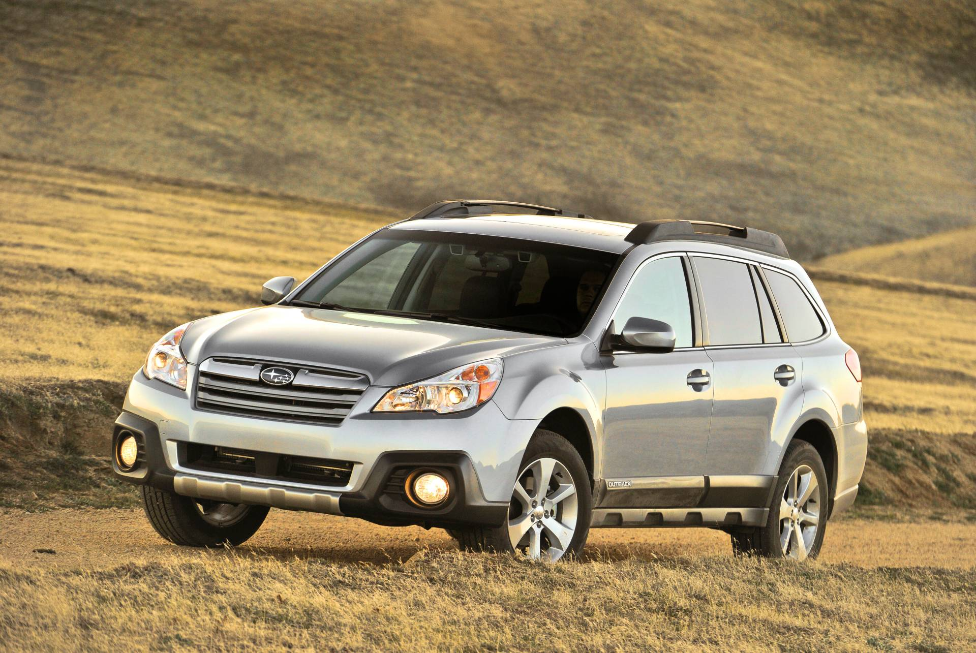 Subaru Outback IV Restyling 2012 - 2014 Station wagon 5 door #6