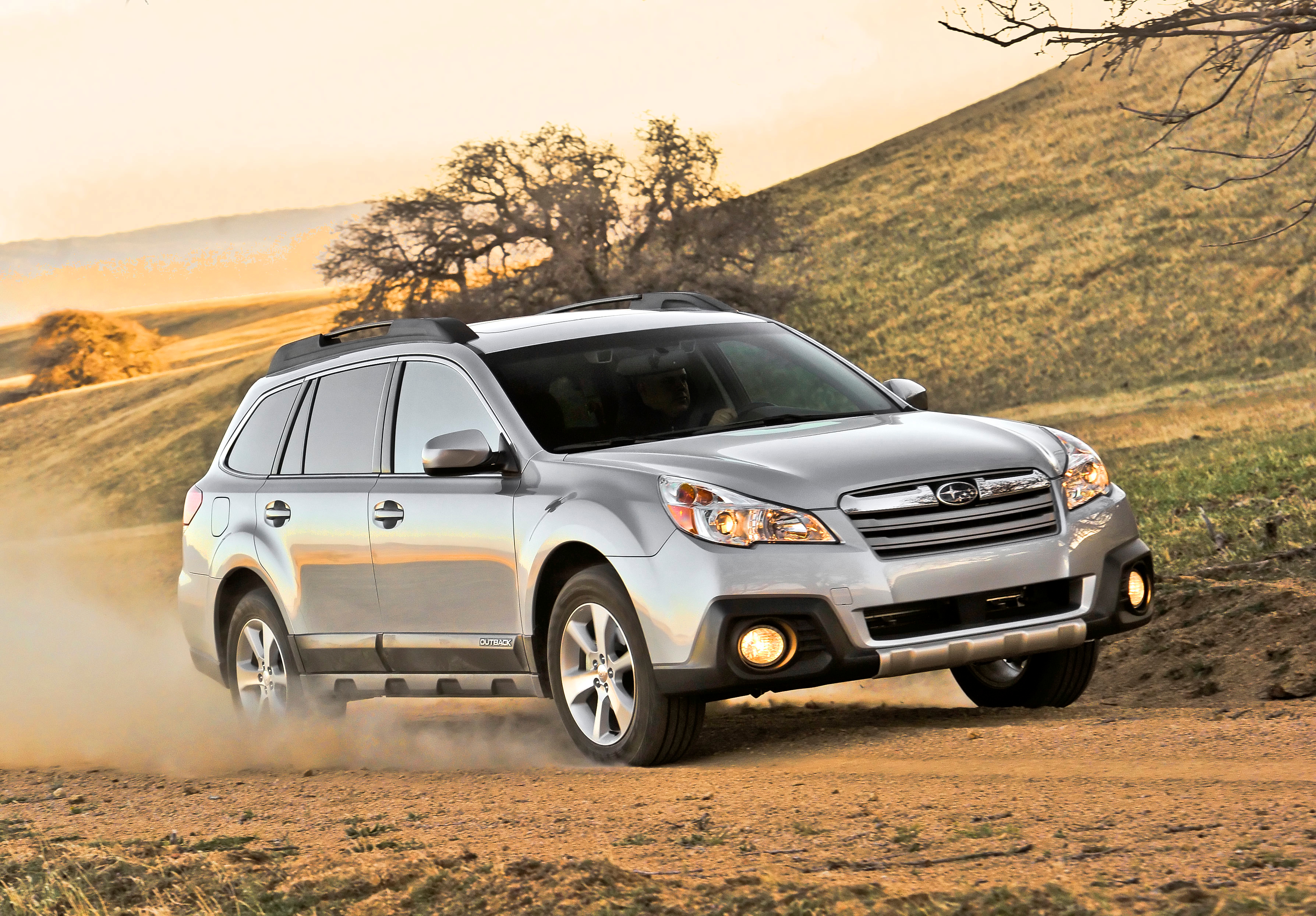 Subaru Outback IV Restyling 2012 - 2014 Station wagon 5 door #5