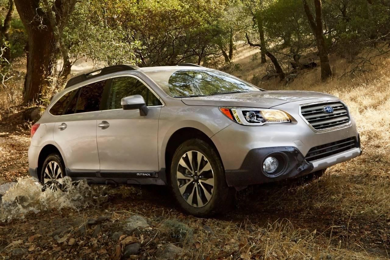 Subaru Outback V 2015 - now Station wagon 5 door #3