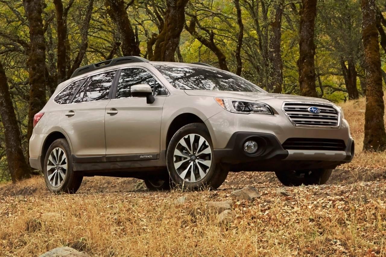 Subaru Outback V 2015 - now Station wagon 5 door #6