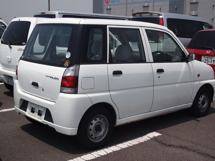 Subaru Pleo I Restyling 3 2004 - 2010 Hatchback 5 door #1