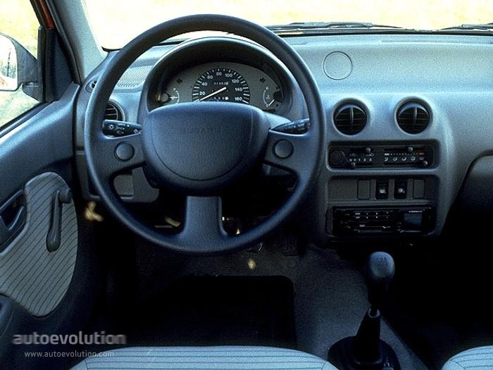 Subaru Vivio 1992 - 1998 Hatchback 5 door #4