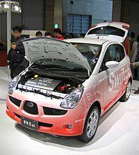 Subaru Pleo I Restyling 2000 - 2002 Hatchback 5 door #2