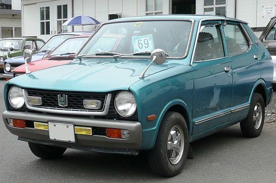 Subaru Rex I 1972 - 1981 Hatchback 3 door #5