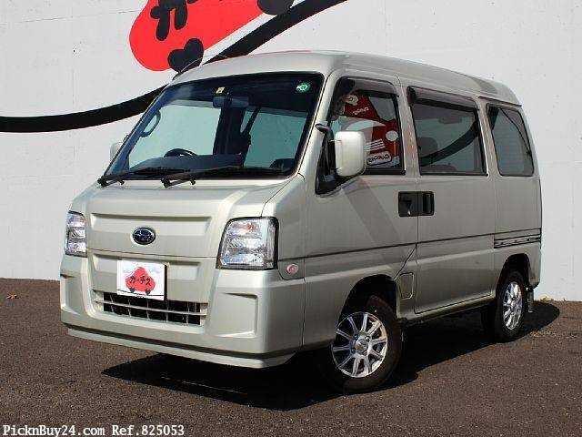 Subaru Sambar 2009 - 2012 Microvan #4