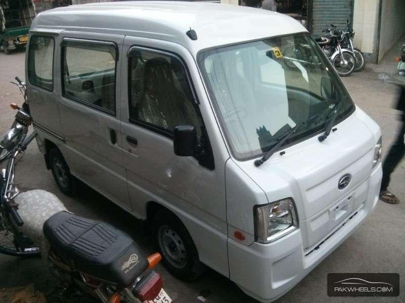 Subaru Sambar 2009 - 2012 Microvan #2