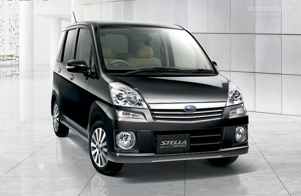 Subaru Stella I 2006 - 2011 Microvan #4