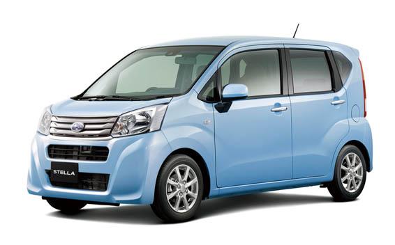 Subaru Stella I 2006 - 2011 Microvan #3