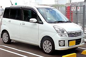 Subaru Stella I 2006 - 2011 Microvan #8