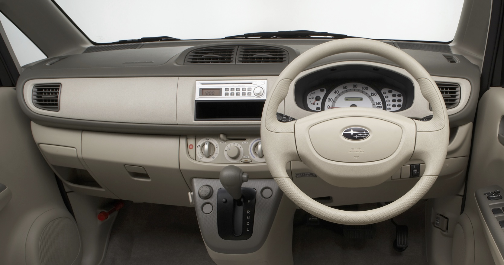 Subaru Stella I 2006 - 2011 Microvan #2