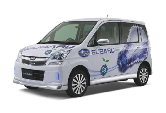 Subaru Stella III Restyling 2017 - now Minivan #3