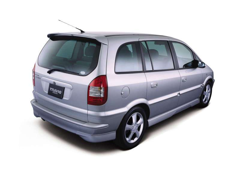 Subaru Traviq 2001 - 2004 Compact MPV #4