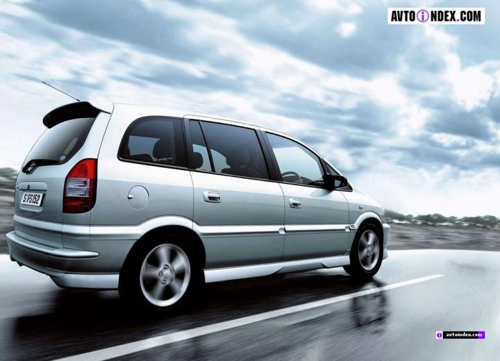 Subaru Traviq 2001 - 2004 Compact MPV #5