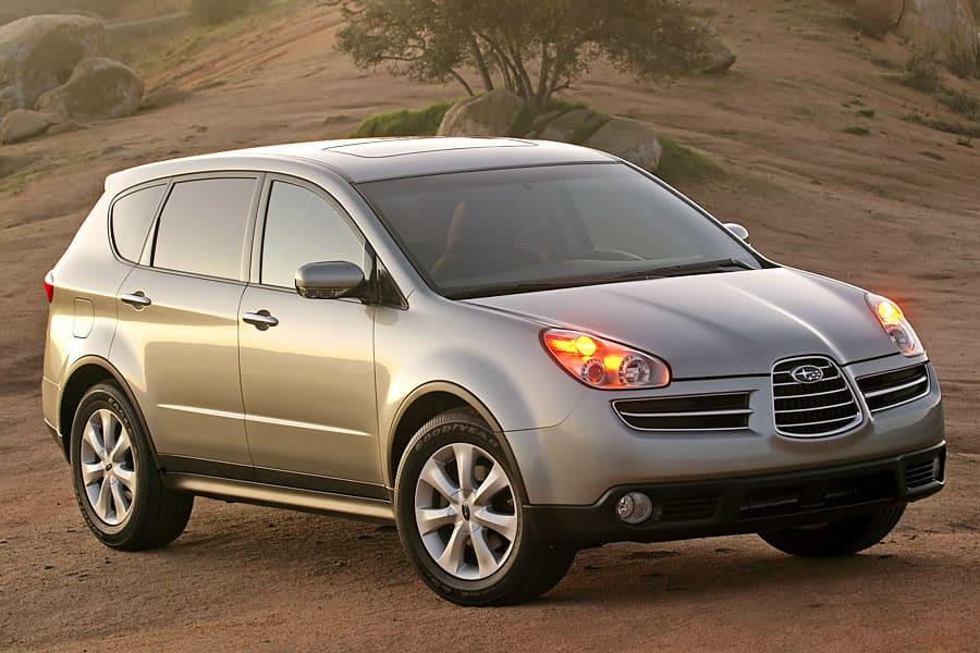 Subaru Tribeca I 2005 - 2007 SUV 5 door #8