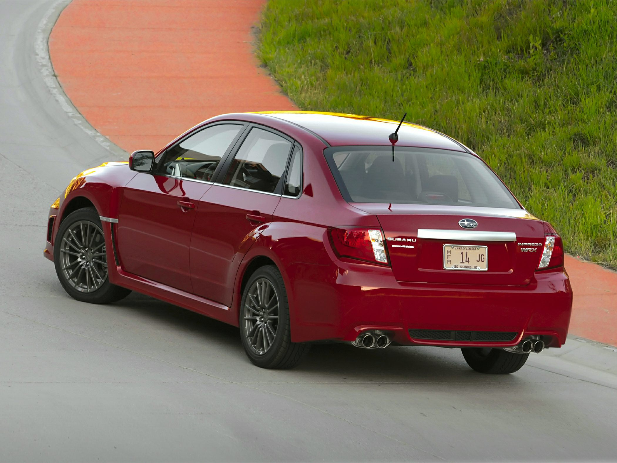 Subaru WRX 2014 - now Sedan #1