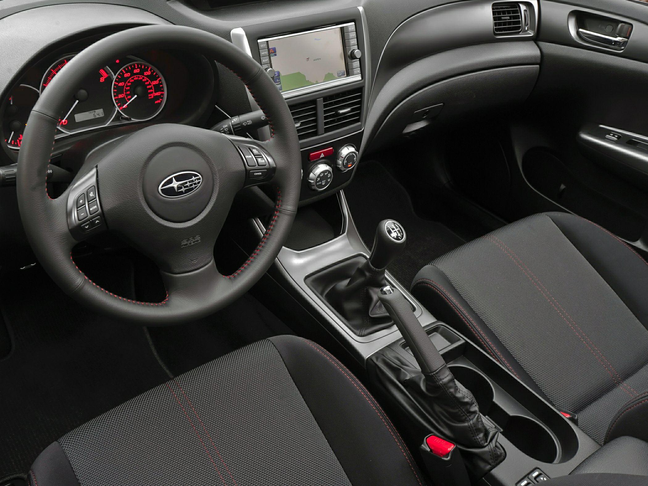 Subaru WRX 2014 - now Sedan #5